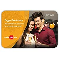 MakeMyTrip Happy Anniversary Gift Card