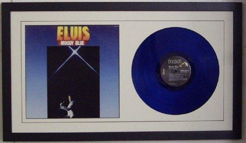 amazoncom record album frame for 12 lp vinyl album and album sleeve black frame white matting design single frames