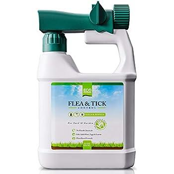 Amazon.com : Eco Defense Flea, Tick, and Mosquito Spray ...