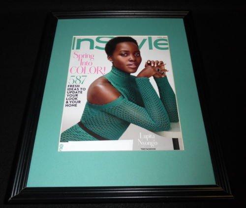 lupita-nyongo-framed-11x14-original-2016-instyle-magazine-cover