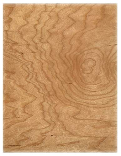 Cherry Wood Veneer Paper from Cardstock Warehouse 8.5