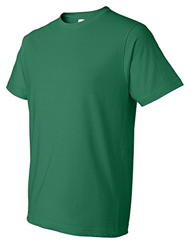 (Anvil Adult Lightweight T-Shirt, Kelly Green, Medium)