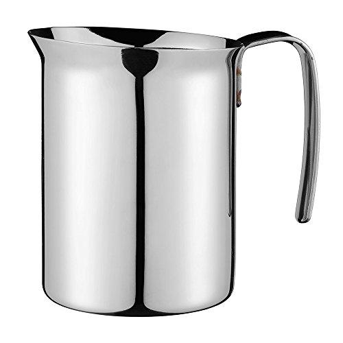 Bialetti Stainless Steel 300ml / 11floz Milk Pitcher Jug 0001802