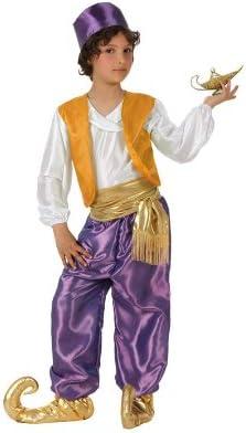 Atosa - Disfraz de Aladino para niño, talla 10-12 años (12753 ...