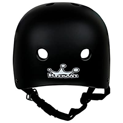 Krown Adult Graphic Helmet OSFA 8-Ball : Sports & Outdoors