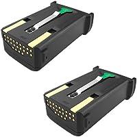 2x 7.4Volt 2200mAh Battery Fits Symbol MC9090 MC909 21-65587-02 Li-ion