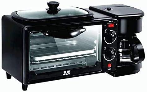 NOBRAND Máquina de desayuno multifuncional para el hogar, sartén y cafetera tres en uno Máquina de desayuno de acero inoxidable: Amazon.es: Hogar
