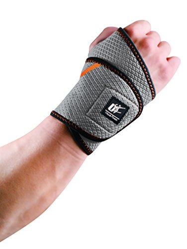 Adjustable Wrist Support (Single Pack, One Si...
