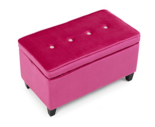 Penny Girls Pink Bench by Aspen Leaf Specialties