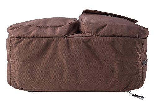Baggallini Everywhere Travel Crossbody Bag Mocha One Size Buy Online In Uae Accessory