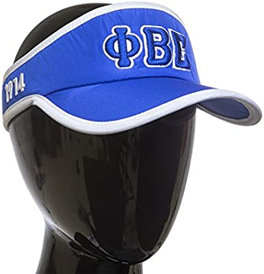 PHI BETA SIGMA FRATERNITY CAP PHI BETA SIGMA BLUE FEATHER LITE BASEBALL HAT