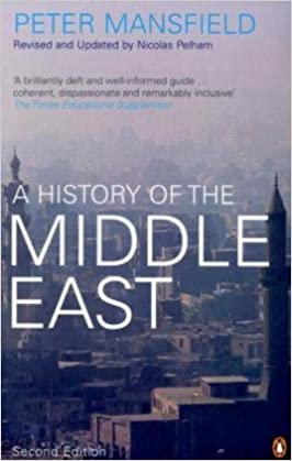 Book A History of the Middle East