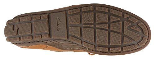 CLARKS Men's Benero Edge Driving Style Loafer Tan Leather outlet largest supplier online cheap quality cheap new arrival new styles for sale fast delivery cheap online lI1kBHa034