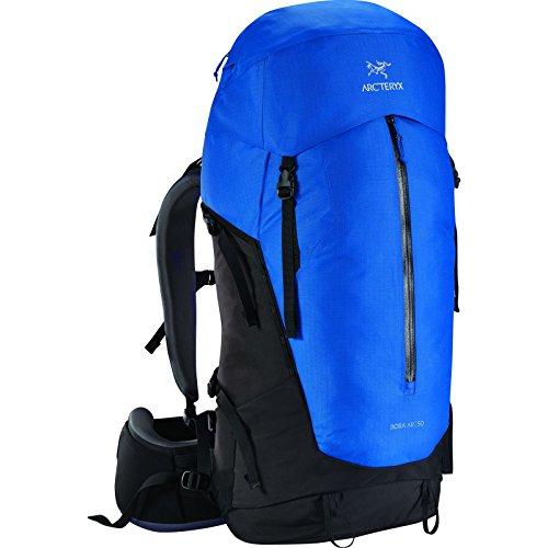 Arc'teryx Bora AR 50 Backpack Men's (Borneo Blue,...