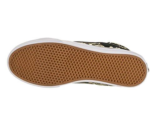 Calzado deportivo para hombre, color Negro , marca VANS, modelo Calzado Deportivo Para Hombre VANS U SK8-HI SLIM Negro Negro