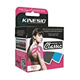 Kinesio Tape, Tex Classic, 2'' x 4.4 yds, Red, 1 Roll