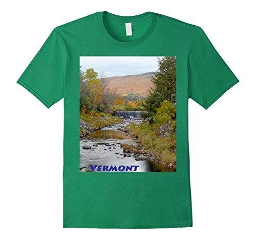 Vermont Waterfall - 6