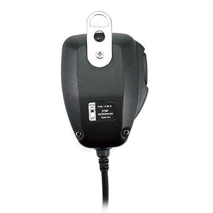 HM-118TN DTMF 8pin Microphone For ICOM IC-706 IC-706MKII IC-706MKIIG IC-208H Mic