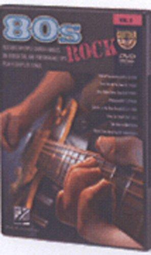 80s Rock - Guitar Play-Along DVD Vol. 9