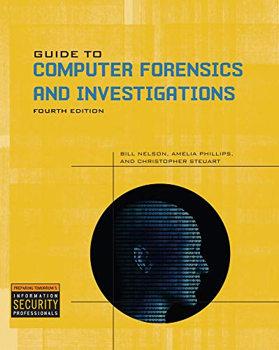 Guide to Computer Forensics and Investigations (Book & CD)