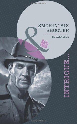 book cover of Smokin\' Six-shooter