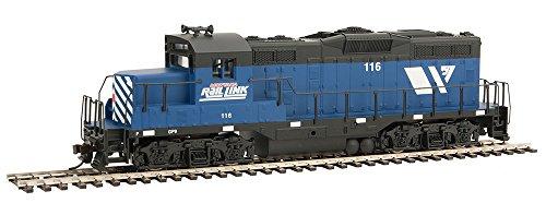 Ho Montana Rail Link (Walthers, Inc. Ready to Run Montana Rail Link (R) Diesel Trainline)