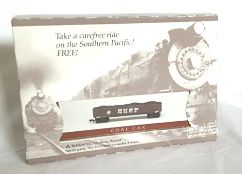 Used, 1995 Southern Pacific Railroad N Scale Coal Train Car for sale  Delivered anywhere in USA