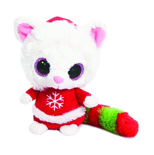 Yoohoo 5-inch Pammee Fennec Wannabe Mrs Claus by Yoohoo Pammee Fennec Wannabe Mrs Claus 5In (Mrs Claus Plus)