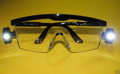 Dental Safety Glasses With Light