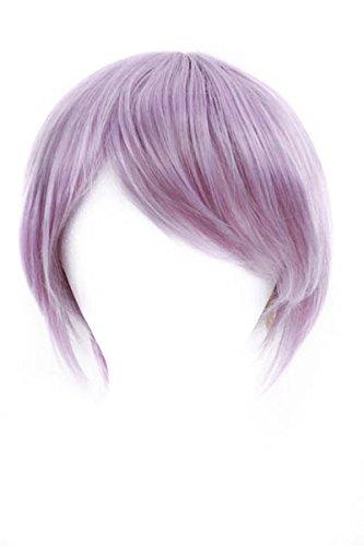 Ken Lilac Purple Short Straight product image