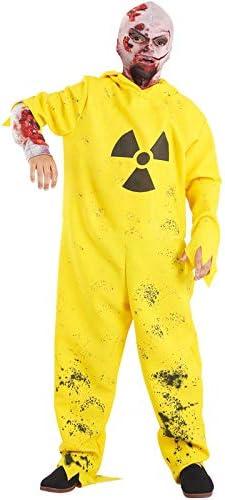DISBACANAL Disfraz Zombie Nuclear niño - -, 8 años: Amazon.es ...