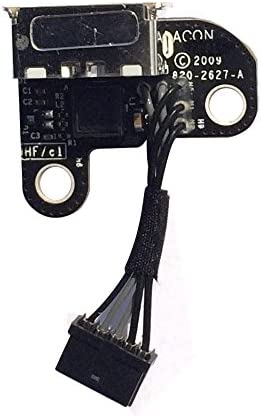 """922-9176 820-2627-A DC IN Jack Power Board For Macbook 13/"""" A1342 2009 2010"""