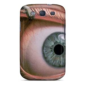 New Diy Design Crazy Monster For Galaxy S3 Cases Comfortable For Lovers And Friends For Christmas Gifts