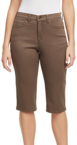 Gloria Vanderbilt Amanda Skimmer Toasted Brown ()