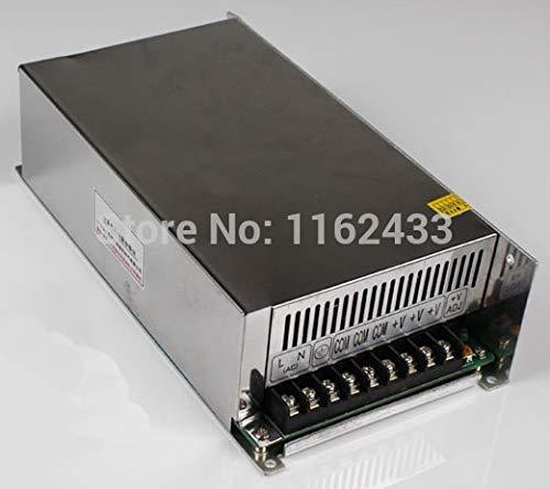 Utini S-500-5 500W 5VDC 80A Single Group Switching Power Supply AC 110V 220V to DC 5V