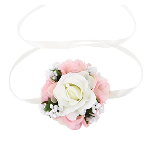 FAYBOX Wedding Flower Corsage Brooch product image