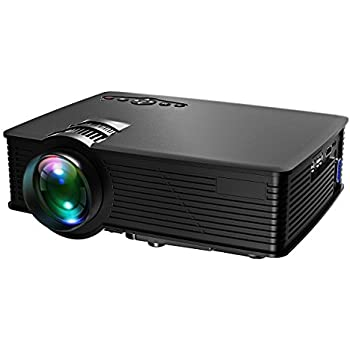 how to set up a projector to a laptop