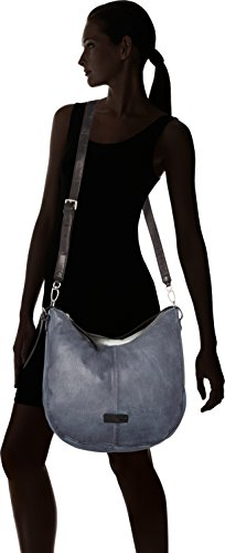 Tote Berlin Borse Fw17 Chatsworth Donna Liebeskind City Blue sky Blu WSPacn4g