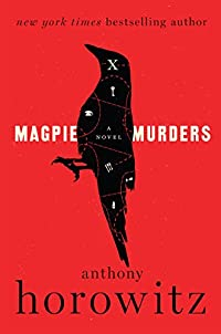Magpie Murders by Anthony Horowitz ebook deal
