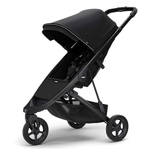 Thule Spring Stroller, Black