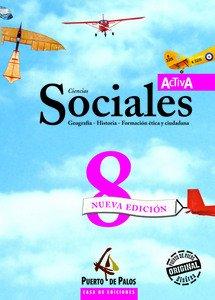 Download Activa 8 - Ciencias Sociales/Geografia/Historia/Formacion Etica y Ciudadana (Spanish Edition) pdf