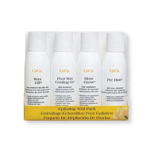 GiGi Epilating Lotion Trial Pack