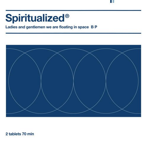 Spiritualized - Ladies And Gentlemen We Are Floating In Space (180 Gram Clear Blue & White Vinyl)