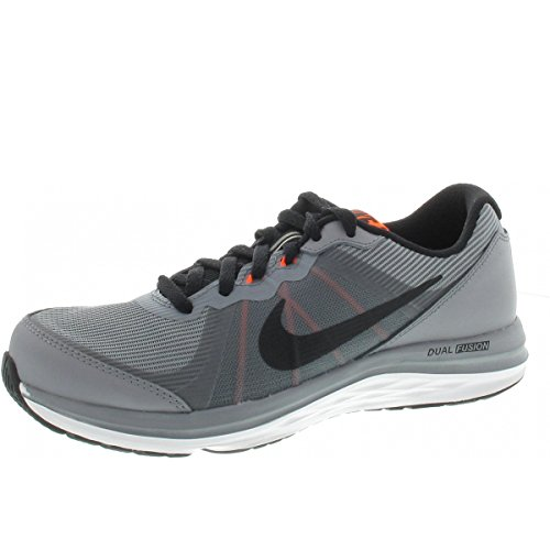 Orange Unisex NIKE Stealth X Trainers Kids' Dual total Gs Black white 2 Fusion 17rq7xd