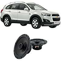 Fits Chevy Captiva Sport 2012-2015 Front Door Factory Replacement HA-R65 Speakers
