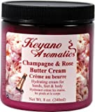 Keyano Aromatics Champagne & Rose Butter Cream 8 oz For Sale
