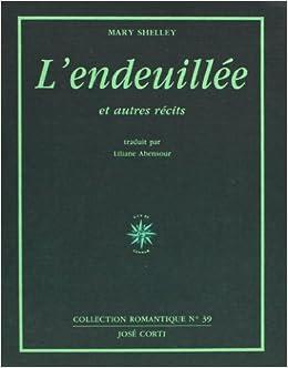 L'Endeuillée de Mary Shelley (nouvelles) 41OtvamfBHL._SX258_BO1,204,203,200_