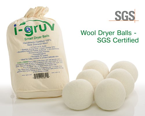 i Gruv EcoFriendly Hypoallergenic Reusable Softener product image