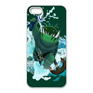iPhone 4 4s Cell Phone Case White Defense Of The Ancients Dota 2 TIDEHUNTER Exhhz