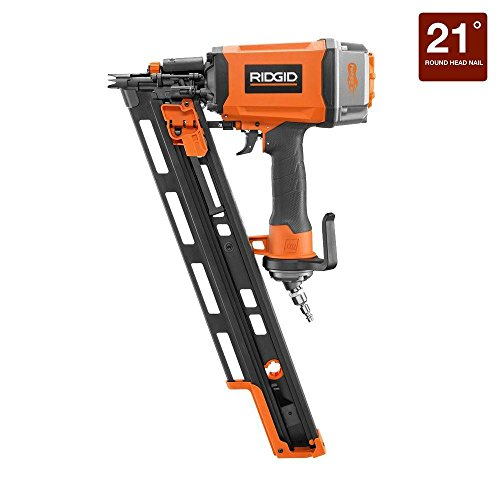 Ridgid R350RHE 3-1/2-Inch Round Head Framing Nailer